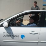 test drive better place car israel