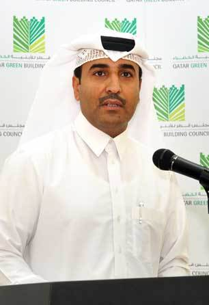 Qatar's Green Building Council (QGBC) founder and chairman Eng. Issa M. Al Mohannadi