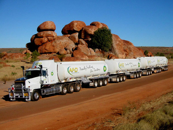 road train australia photo trucks truckers