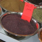 Sumac, a popular Middle Eastern spice