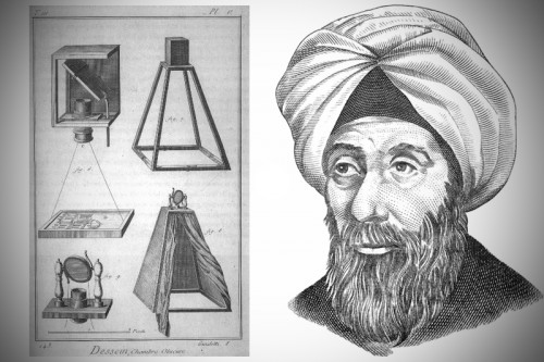 Ibn al-Haytham, as one of the forefathers of solar technology