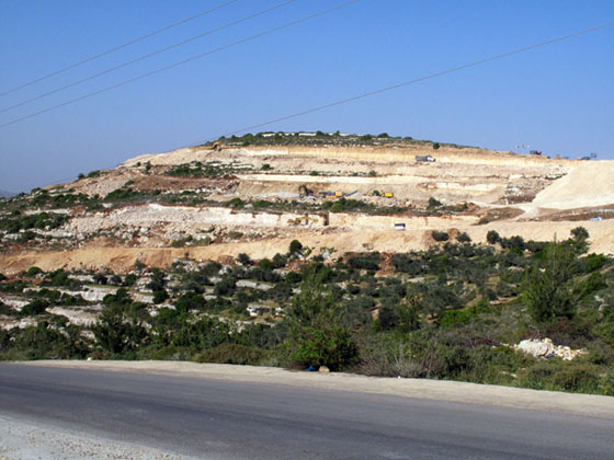 Construction Underway on Rawabi, First Planned Palestinian City