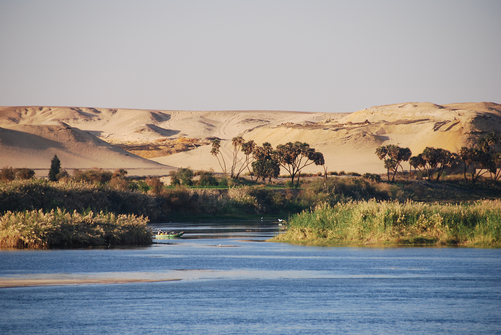nile river photo