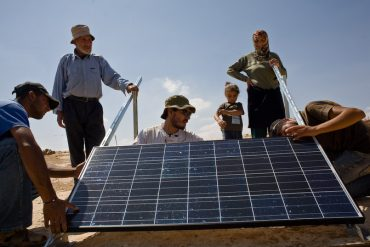 Interview With Elad Orian: Building Wind and Solar Energy for Palestinians With COMET