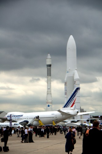 Looking for Green Innovation at the Paris Air Show