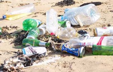 Israel Cleans Up Its Act and Recycles Its Beach Waste