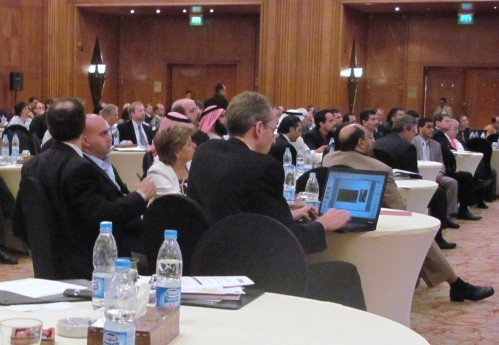 Cautious Optimism at MENASOL Solar Energy Conference in Cairo
