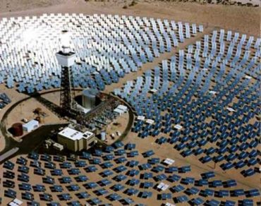 Can Israel's Prime Minister's Alternative Energy Agenda Help the Middle East?