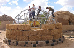 Eco-Kibbutz Lotan Rolls Out Two Green Programs