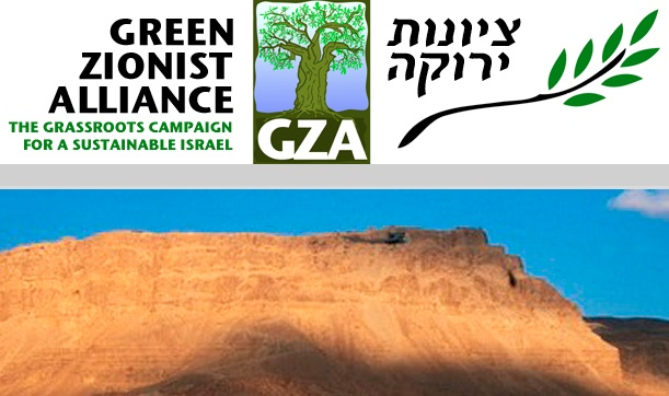 Green Zionism May Change Israel's Pioneering Spirit