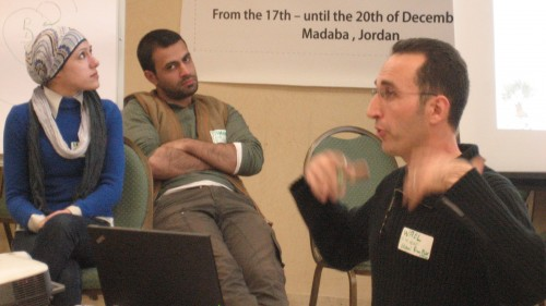 "Green Bloggers Conference: Environmental Awareness in Palestine ""A Need to Start"""