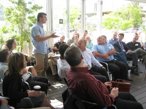 "New ""Cleantech Israel"" Group Meets in Herzliya"