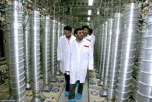 What Happens To the Environment in a Nuclear Middle East?