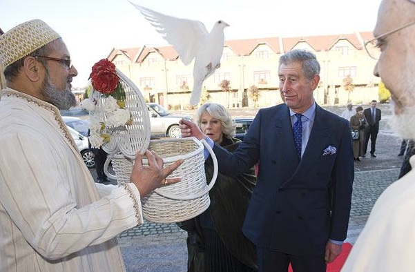 camilla muslim Camilla has always known how to handle, how to mollify and excite charles she often travels ahead of charles to 'acclimatise' to royal tour stresses prince feels guilty for bringing diana into .