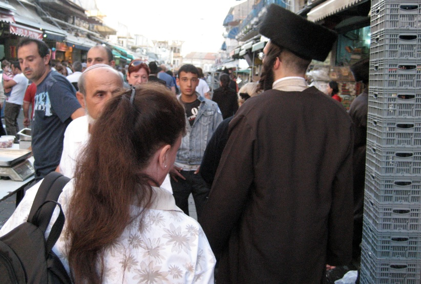 jerusalem market machane yehuda