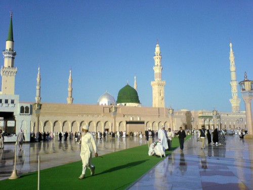 Greening Hajj and Madina for the Muslim World