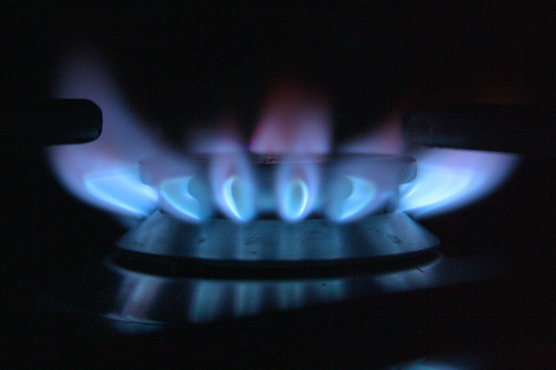 natural gas israel stove image