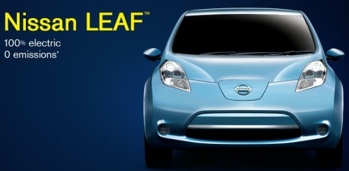 "The Middle East Will Remain ""LEAF"" – Less as Nissan Puts Electric Car Efforts Elsewhere"