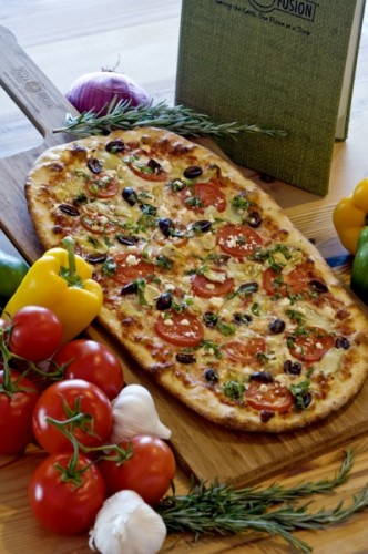 Organic Pizza Fusion Has Hit Jeddah, Looking to Expand All Over Saudi Arabia