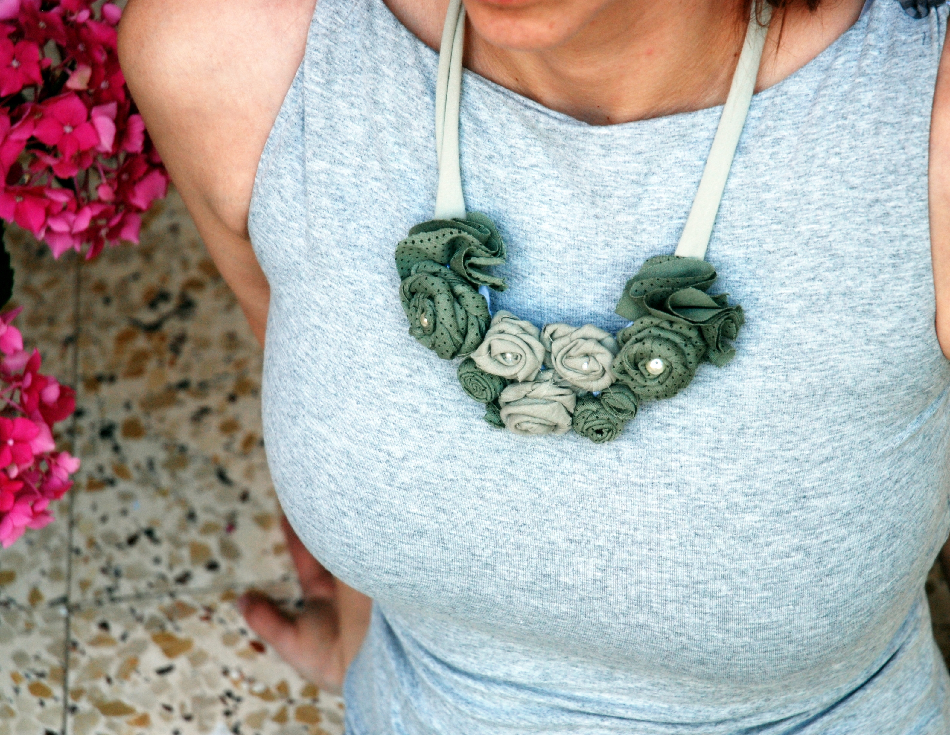 Yael Uriely Shows Us That Good Things Come In Upcycled Shapes Colors And Sizes Green Prophet