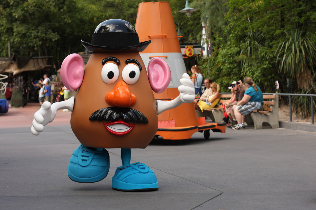 potatohead mr run