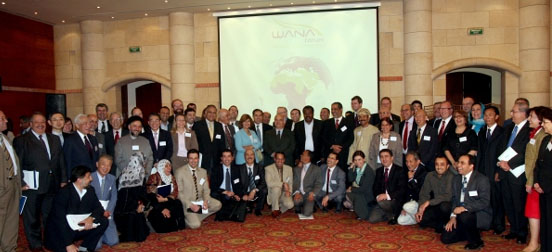 wana forum participants Jordan photo