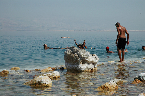 Controversial Red-Dead Sea Canal on Hold – But why?