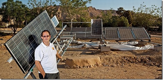 Israel's Kibbutzim: Renewal through Cleantech?