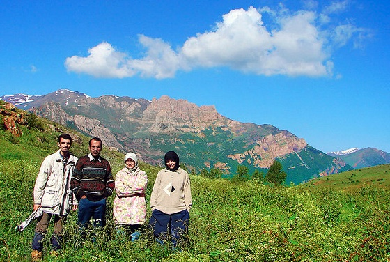 NGOs Tell It On the Mountains in Iran (Clean Up!)