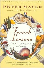 Book Review for Light Summer Reading: French Lessons by Peter Mayle