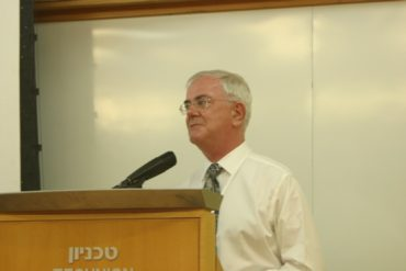 Mr. Robert Upton's Philosophy of Planning and How It Applies to the Middle East