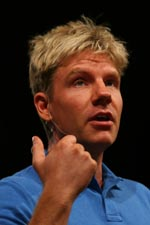 Eco-Skeptic Bjorn Lomborg Lectures Israel on Enviro-Funding