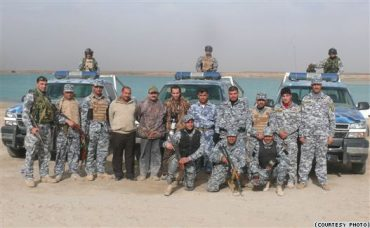 Nature Iraq's Conservation in A Combat Zone