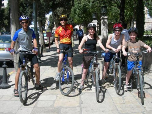 cycling israel bikes cycle jerusalem