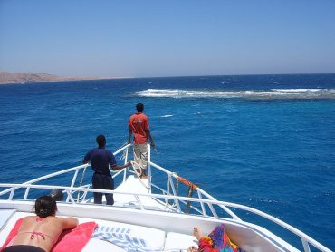 Don't Cry Over Spilt Oil? Egypt Gov Says Red Sea Spill is from Old Oil