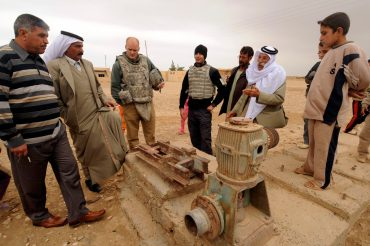 Killing In The Name Of… Water (In Iraq)