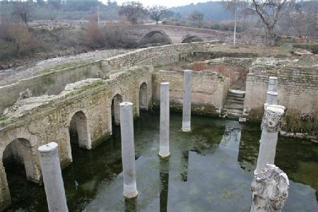 Yortanlı Dam To Flood Turkey's Ancient City Alliaoni