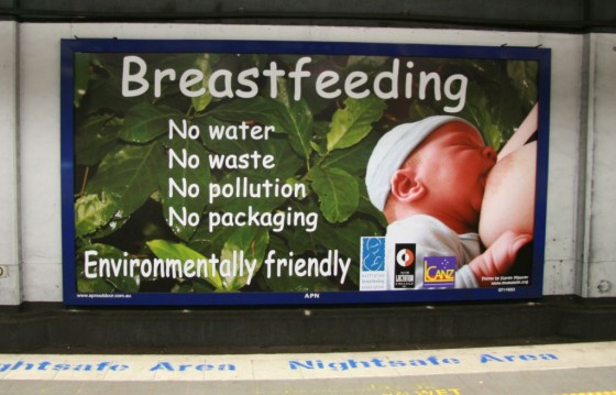 "World Breastfeeding Week Focuses on ""Baby-Friendly"" Policies"