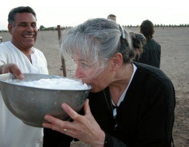 """Six """"Green"""" Reasons To Drink Camel's Milk"""