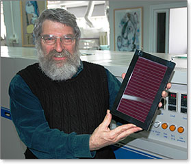 "Dye Solar Cell ""3G Solar"" Moves On-Grid"