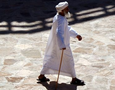 Only 1 in 25 Emiratis Use Their Legs to Walk