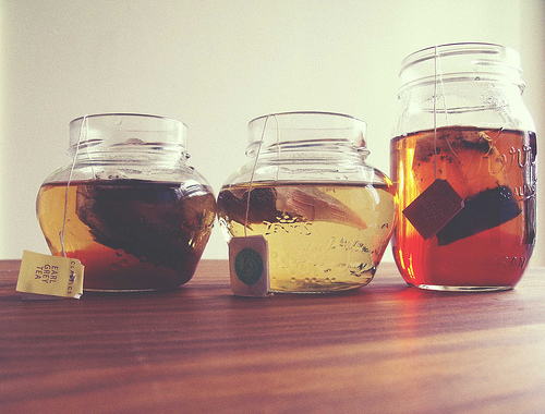 Cool Down From the August Heat with Low-Energy Sun Tea