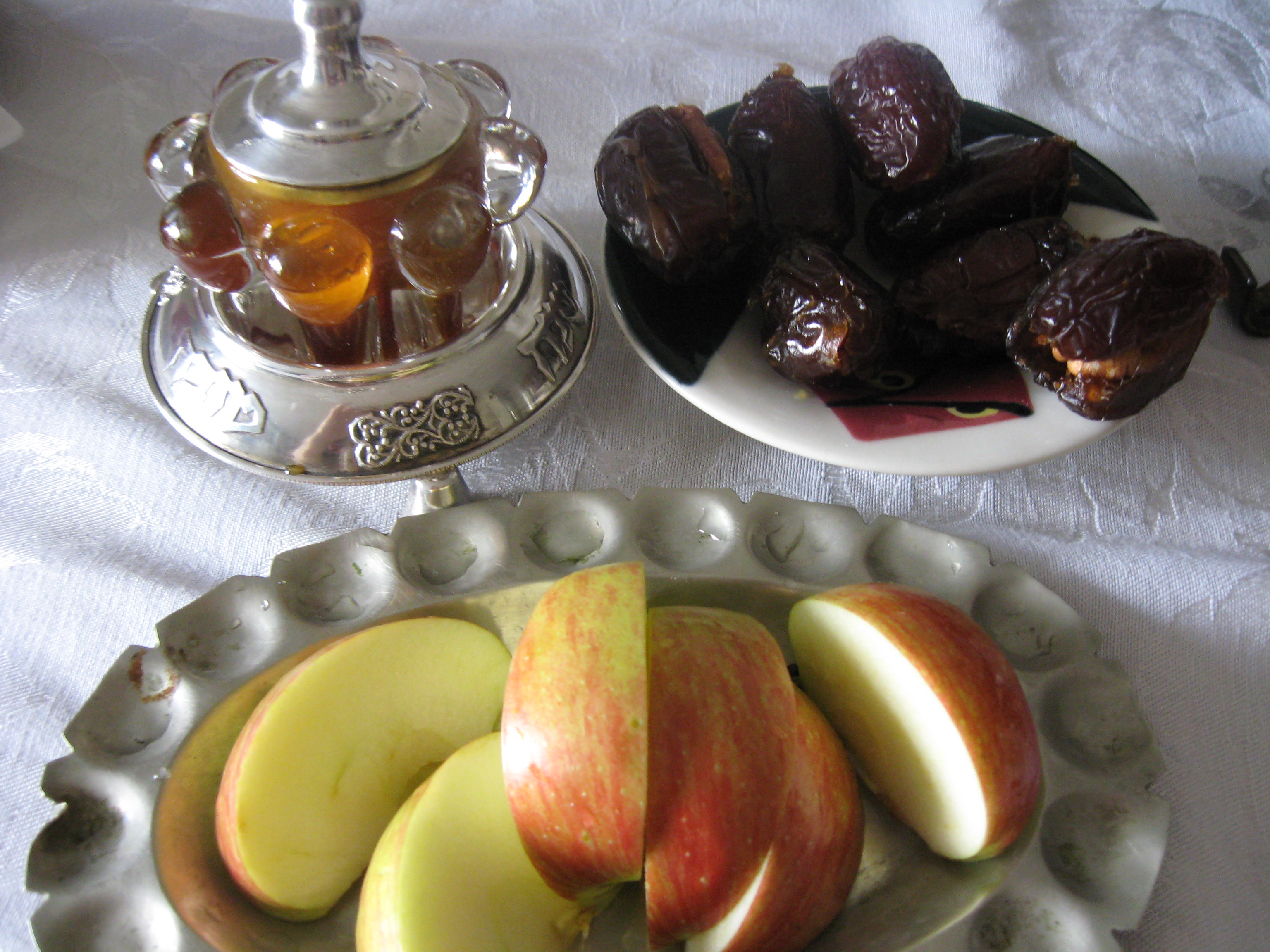 Recipes for Simanim (Signs): Rosh Hashanah's Symbolic Foods