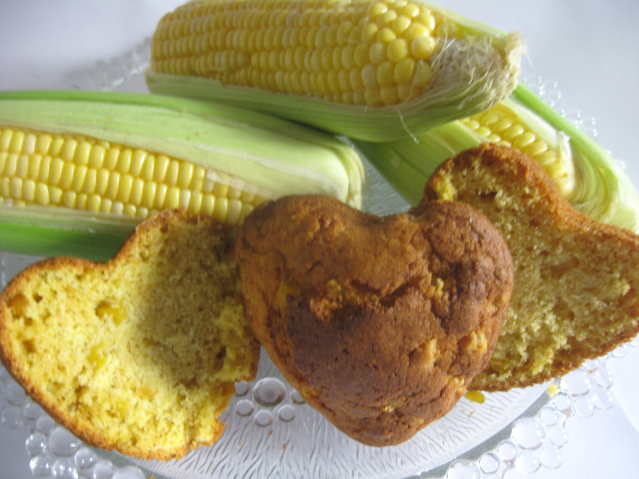 RECIPE: Fresh-Corn Corn Muffins
