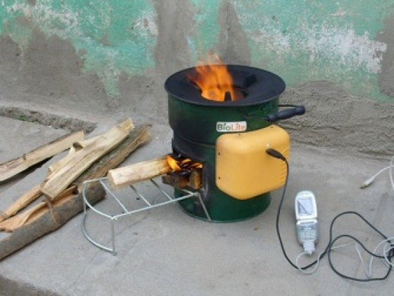 Can the Biolite Stove Generate Clean Cooking for the Middle East?