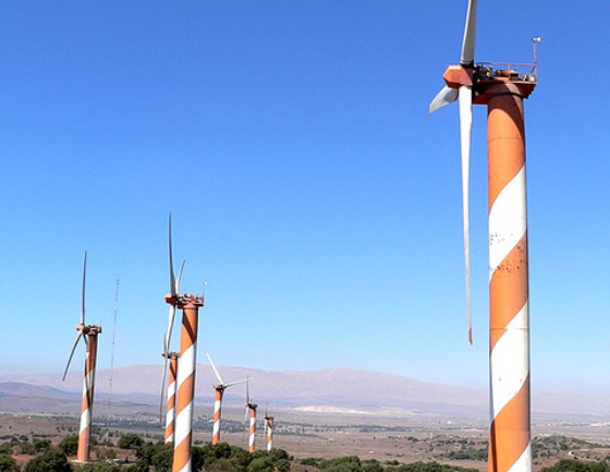 Israel Cleantech Intelligence: Wind farms and 7 More Headlines