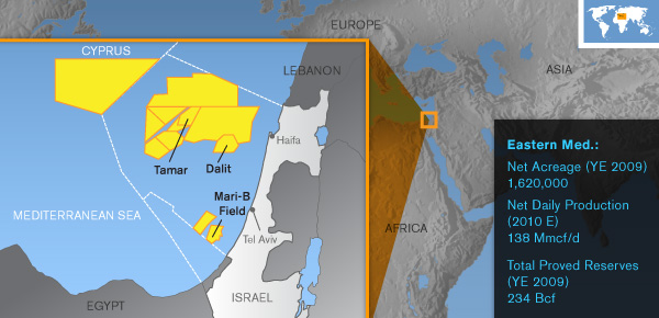 Will Israel's Undersea Gas Pipeline Idea Increase the Mediterranean's Already Polluted State?