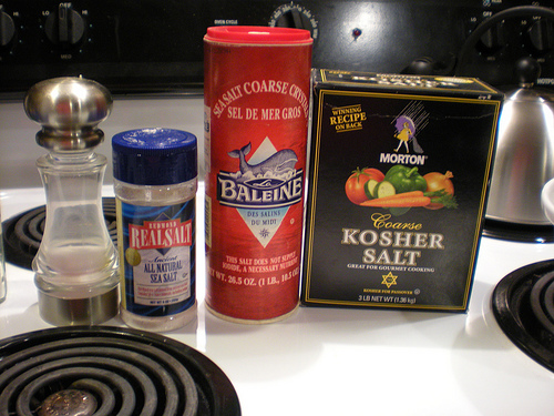 types-of-salt-in-kitchen
