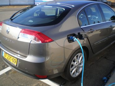 Will Israel be a Leader in Introducing Electric Cars? Ask the Tax Man!