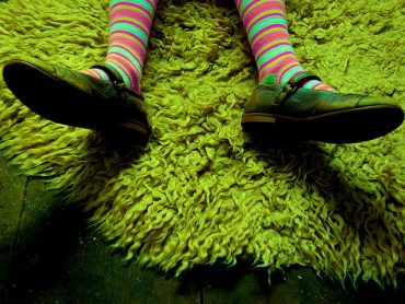 Green Clean Your Carpet (Flying or Otherwise)